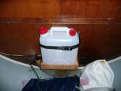 Fitting Removable Water Tank -  16 Jan 2011
